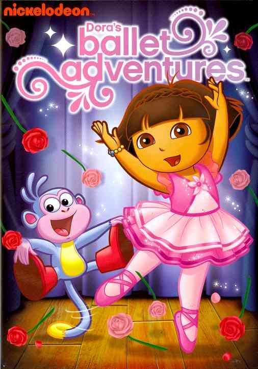 DORA THE EXPLORER:DORA'S BALLET ADVEN BY DORA THE EXPLORER (DVD)